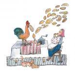 Петушок — Золотой гребешок и чудо-меленка