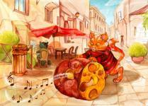 Коты города Рима