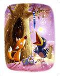 Сказки маленького лисенка