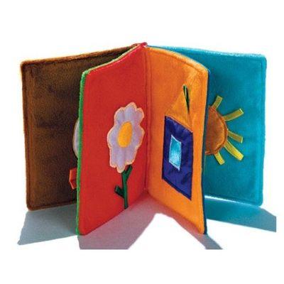 Книжка из бумаги и картона